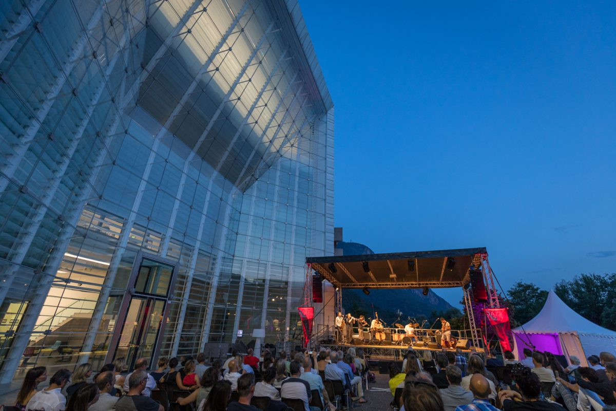 Jazzfestival at Museion